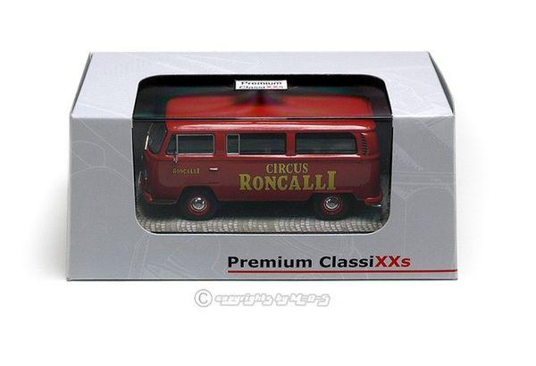 "VW Bus T2a ""Circus Roncalli""  – Bild 3"