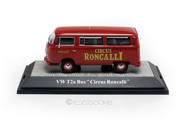 "VW Bus T2a ""Circus Roncalli""  – Bild 5"