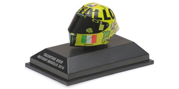 AGV HELMET - VALENTINO ROSSI - MOTOGP MUGELLO 2016