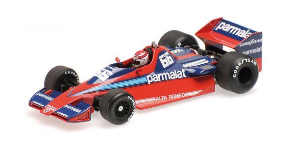 BRABHAM ALFA ROMEO BT45C - NELSON PIQUET - CANADIAN GP 1978 L.E. 1008 pcs.