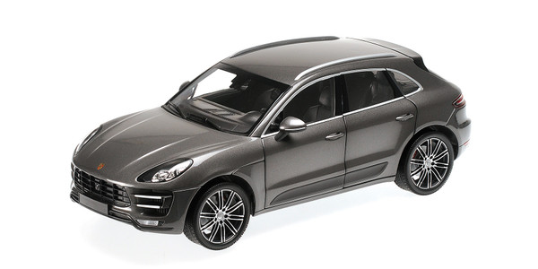 PORSCHE MACAN - 2013 - GREY METALLIC L.E. 252 pcs.