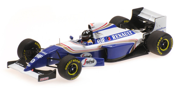 WILLIAMS RENAULT FW16B - DAMON HILL - WINNER SPA 1994 – Bild 2