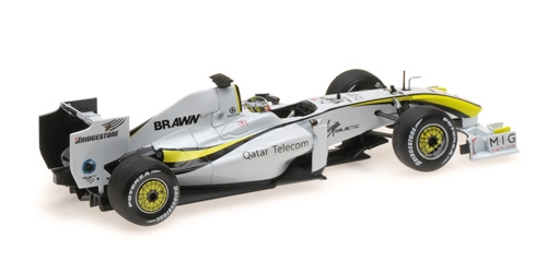 BRAWN GP BGP001 - JENSON BUTTON - WORLD CHAMPION 2009 – Bild 2