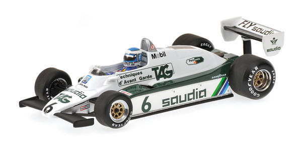 WILLIAMS FORD FW08 - KEKE ROSBERG - WORLD CHAMPION 1982 – Bild 3