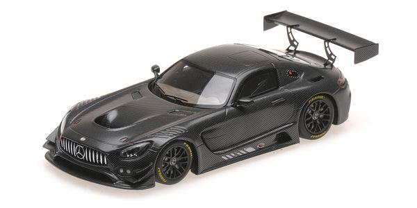 MERCEDES-AMG GT3 - PLAIN BODY - CUSTOMER SALE CAR - 2016 CARBON L.E. 200 pcs.