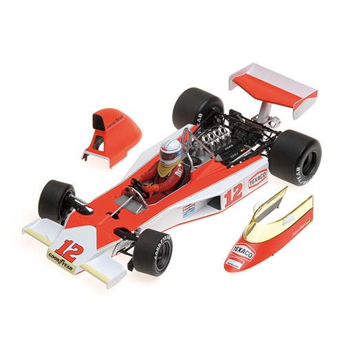 MCLAREN FORD M23 - JOCHEN MASS - SOUTH AFRICAN GP 1976 – Bild 1