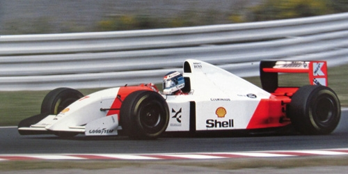MCLAREN FORD MP4/8 - MIKA HAKKINEN - JAPANESE GP 1993