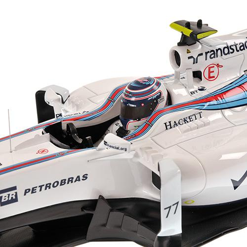 Williams Martini FW38 #77 Valttieri Bottas 2016 1:18 Minichamps 117160077 Mercedes Racing – Bild 3