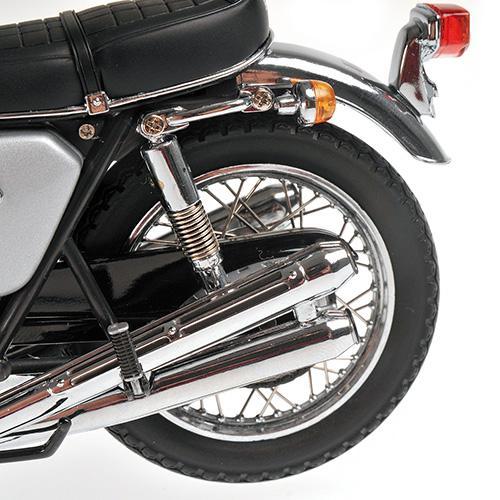 Honda CB 750 1968 Minichamps 122161005 1:12 silver silber – Bild 3