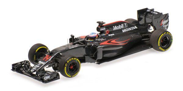 McLaren Honda MP4/31 Alonso Australien GP 2016 Fernando Alonso Minichamps 537164314 1:43 – Bild 4