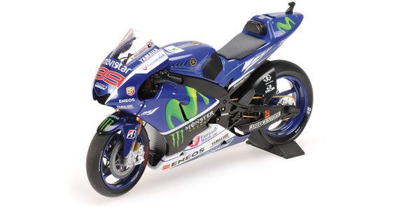 YAMAHA YZR-M1 Movistar 1:12 MotoGP 2015 Lorenzo Jorge Minichamps 122153099
