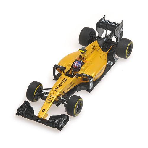 Renault Sport Formula One Team R.S.16 2016 Palmer, Jolyon 1:43 Minichamps 417160030 – image 3
