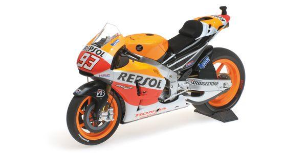Honda RC213V 1:12 Marc Marquez Moto GP 2014 Minichamps 122141193 – Bild 1