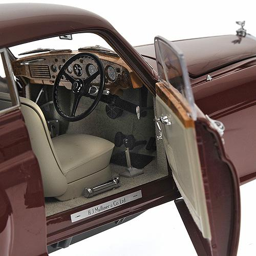 Bentley R Type Continental - 1954 - red - 1:18 - Minichamps 100139421 – image 3