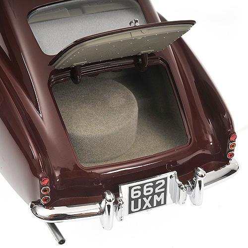 Bentley R Type Continental - 1954 - rot red - 1:18 - Minichamps 100139421 – Bild 9