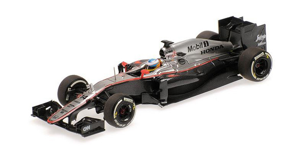 McLaren Honda MP4/30 Alonso China GP 2015 Fernando Alonso Chinese Minichamps 1:43