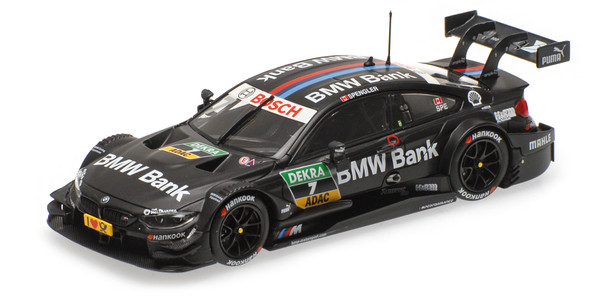 BMW M4 (F82) - BMW TEAM MTEK - BRUNO SPENGLER - DTM 2016