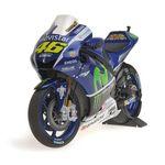 Yamaha YZR-M1 Movistar MotoGP 2016 Rossi Valentino Test Bike L.E. 1224 pcs. Minichamps 122163246 001