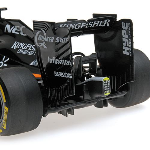 SAHARA FORCE INDIA F1 TEAM MERCEDES VJM09 - NICO HÜLKENBERG - 2016 Minichamps 117160027 – Bild 4