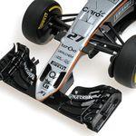 SAHARA FORCE INDIA F1 TEAM MERCEDES VJM09 - NICO HÜLKENBERG - 2016 Minichamps 117160027 001