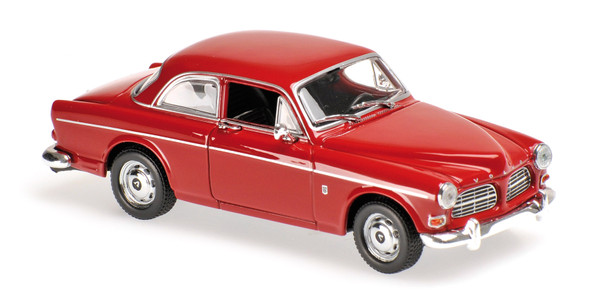 VOLVO 121 AMAZON - 1966 - DARK RED 940171001