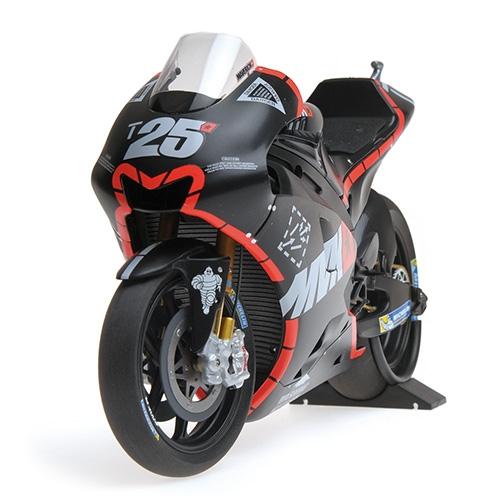 YAMAHA YZR-M1 Movistar 1:12 MotoGP 2016 Vinales, Maverick TEST VALENCIA NOVEMBER 2016 – Bild 1