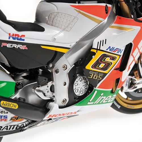 HONDA RC213V LCR  -  1:12 MotoGP 2013 Bradl, Stefan LCR Honda Team – Bild 3