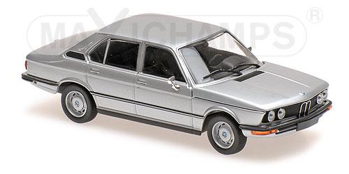 BMW 520 – 1972 – SILVER – Maxichamps – Bild 2