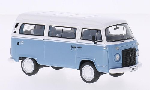VW T2c Bus Brazil, hellblau/weiss Last Edition , 2013