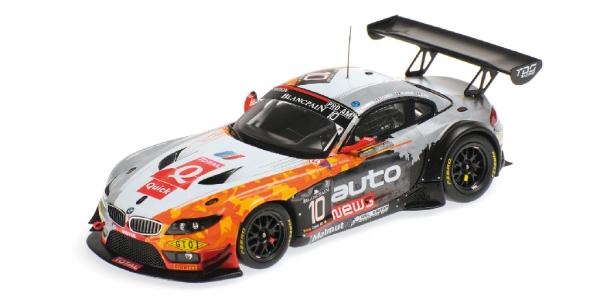 BMW Z4 GT3 - TEAM TDS RACING - ARMINDO/CLEMENT/LARICHE/PLA - 24H SPA 2014 L.E. 514 pcs. – Bild 2