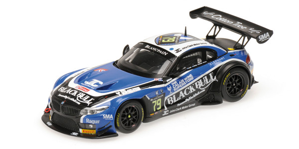 BMW Z4 GT3 - TEAM ECURIE ECOSSE - SMITH/MCCAIG/BRYANT/SIMS - 24H SPA 2014 L.E. 514 pcs.