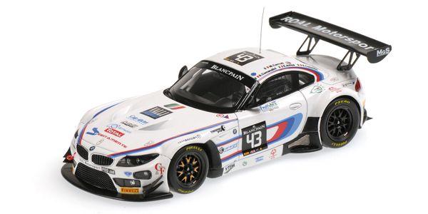 BMW Z4 GT3 - TEAM ROYAL MOTORSPORT - COMANDINI/CERRUTI/AMOS/COLOMBO - 24H SPA 2014 L.E. 514 pcs.