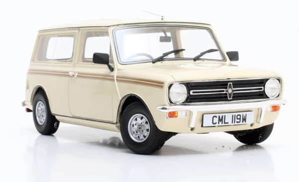 Mini Clubman Estate - 1974 - ivory - 1:18 - CML018-2