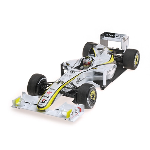 BRAWN GP BGP001 - JENSON BUTTON - WORLD CHAMPION 2009 – Bild 1