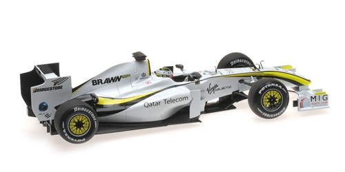 BRAWN GP BGP001 - JENSON BUTTON - WORLD CHAMPION 2009 – Bild 4