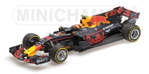 RED BULL RACING TAG-HEUER RB13 - MAX VERSTAPPEN - WINNER MALAYSIAN GP 2017 L.E. 504 pcs. – Bild 1