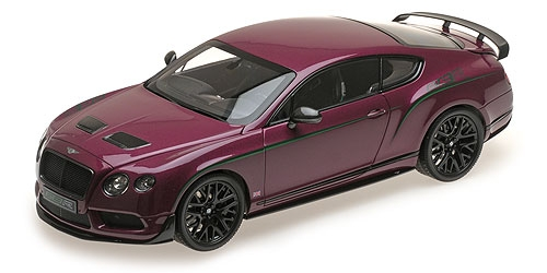 BENTLEY CONTINENTAL GT3 R - 2015 - MAGENTA