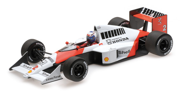MCLAREN MP4/5 - ALAIN PROST - WORLD CHAMPION 1989
