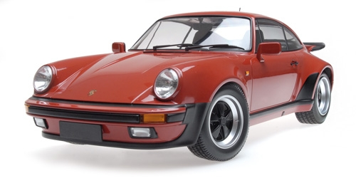 PORSCHE 911 TURBO - 1977 - PERU RED – Bild 1