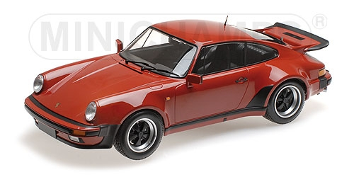 PORSCHE 911 TURBO - 1977 - PERU RED – Bild 3