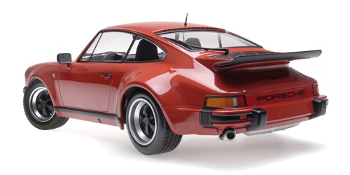 PORSCHE 911 TURBO - 1977 - PERU RED – Bild 2