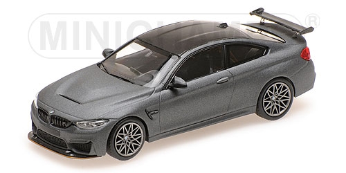 BMW M4 GTS - 2016 - MATT GREY W/ GREY WHEELS – Bild 1