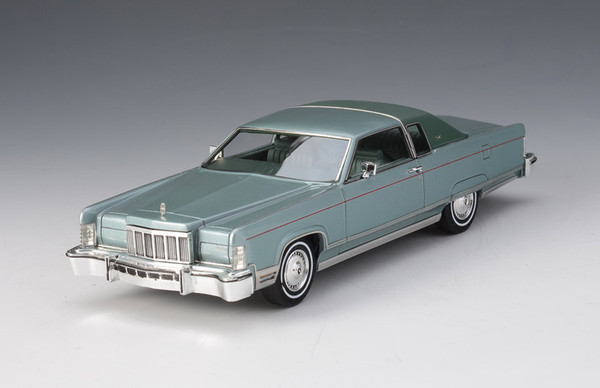 Lincoln Continental Coupe 1976 - green – Bild 1