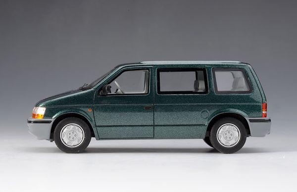 Chrysler Voyager 1992 grün – Bild 3