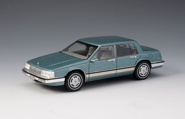 Buick Electra 1986 grün – Bild 2