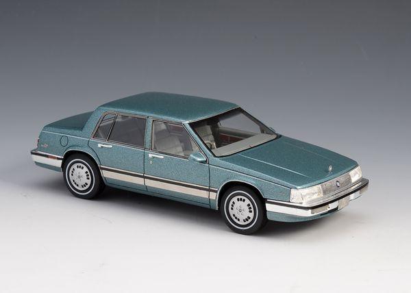 Buick Electra 1986 grün – Bild 1