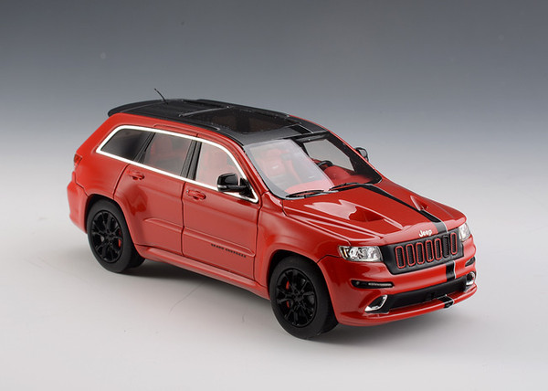 Jeep Grand Cherokee SRT8 Formula 1 Version SRT8 4x4 2012 red black – image 2