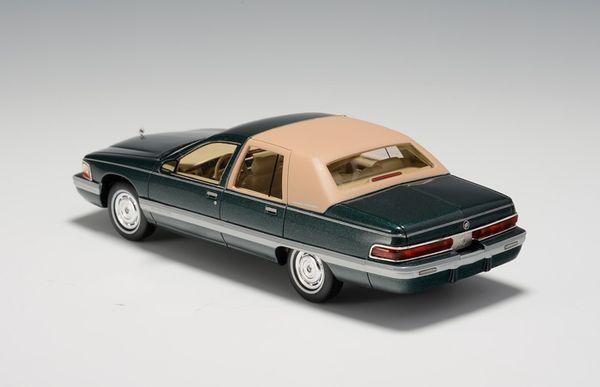 Buick Roadmaster 1994 grün metallic – Bild 4