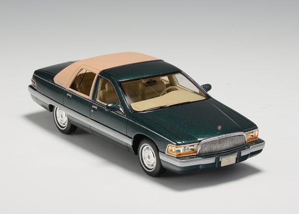 Buick Roadmaster 1994 grün metallic – Bild 1