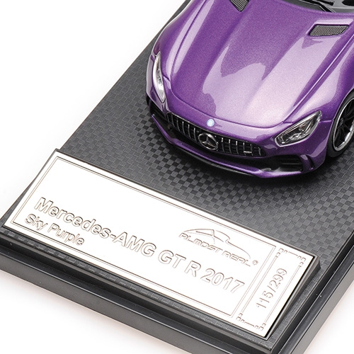 MERCEDES-AMG GT R - 2017 - SKY PURPLE – Bild 3